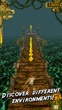 Temple Run apk screenshot