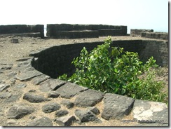 The round fortifications of Sarjekot