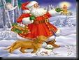 Santa 1 unique desktop wallpapers