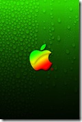 iPhone Apple Logo Wallpaper 320x480 32 unique cool wallpapers
