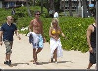 Britney Spears Bikini Candids in Hawaii 8