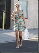Paris Hilton Cleavage Candids in Los Angeles 2