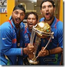 The Indian Team Most Memorable Moments of the 2011 ICC Cricket World Cup Photos 6
