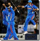 The Indian Team Most Memorable Moments of the 2011 ICC Cricket World Cup Photos 7