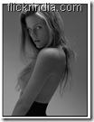 Brooklyn Decker Mark Squires' B&W lingerie Photoshoot 2