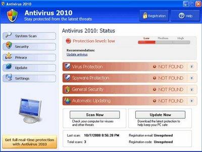 Mejor antivirus 2010