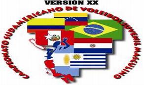 Campeonato Sudamericano de voley Colombia 2010