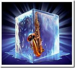 Frozen-Saxophone