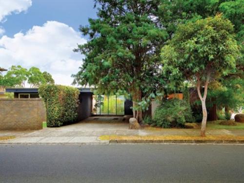 Midcentury modern house plans book House design plans