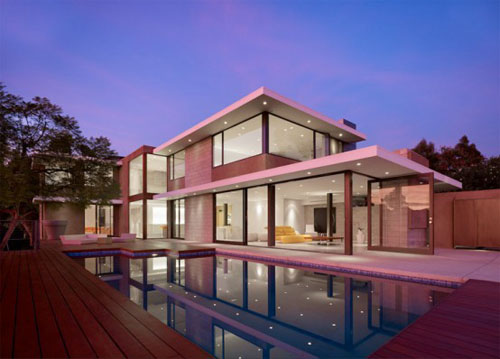 contemporary house designs in. luxury contemporary house