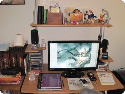 Mary's Desk