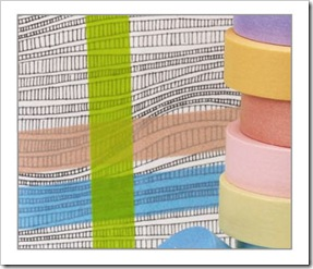 MoMA_washi tape detail