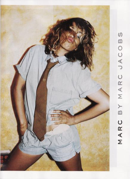 M.I.A for Marc Jacobs