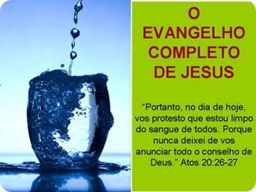 evangelho completo