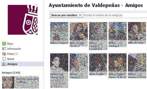 Facebook Ayuntamiento Valdepeñas