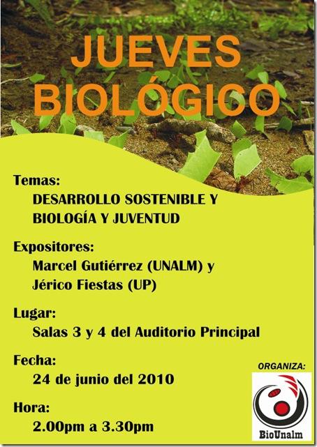 jueves biologico 2