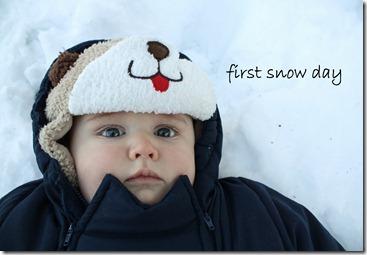 First Snow 031