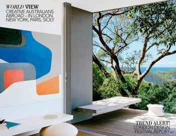 Imagen Vogue Living: Edición Enero Febrero 2010