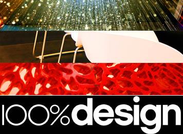 Imagen 100% Design London 2011