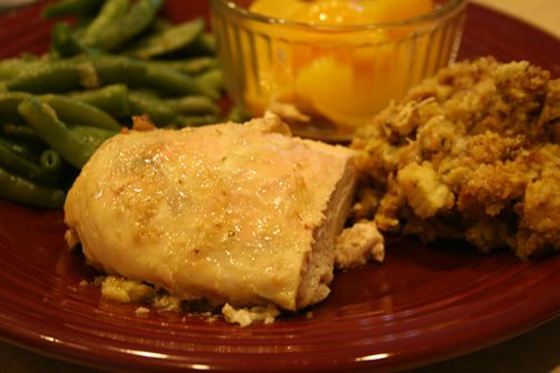 Chicken and stuffing crock pot recipes