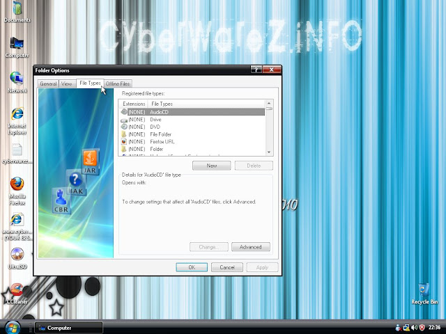 نسخة الاكس بي الخرافية CyberXP Ultimate Edition 2010 بحجم 1.2 جيجا على عدة سيرفرات Sshot-9