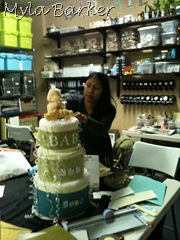 iaper cake and our new Kitty 137