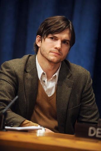 ashton kutcher twin bro. Christopher Ashton Kutcher was