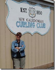 Pictou curling club