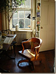Writer's nook by omoo