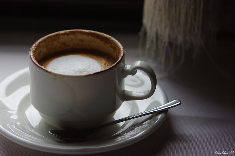 3杯咖啡之一‧堡壘咖啡 (FA135)