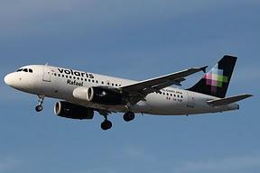 Airbus 319 Volaris