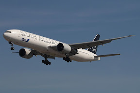 Boeing 777 ANA Star Alliance