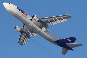 Airbus 300 Fedex