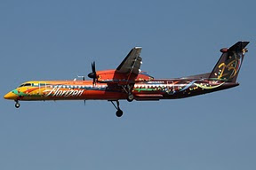 DHC Dash 8 Horizon Airlines (25th Anniversary)