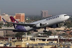 Boeing 767 Hawaïan Air