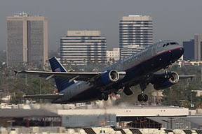 Airbus 320 United Airlines