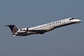 Embraer RJ145 Continental Express