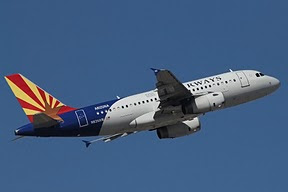 Airbus 319 US Airways (Arizona)