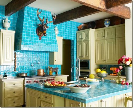 JaneMcGarry_6 turq kitchen