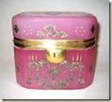 Pink Opaline box