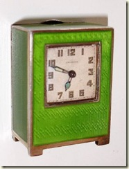 kelly gullioche clock