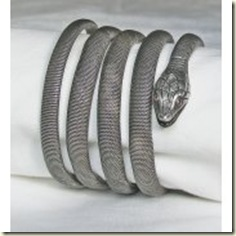 silver snake bracelet, www.melissagulley.com , www.designtrackmind.com , melissa gulley interior design Newton MA , melissa gulley interior design Wellesley MA , melissa gulley interior design Weston MA ,