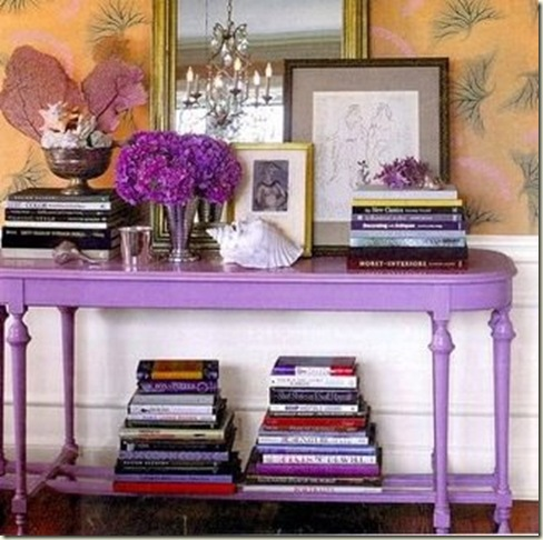 purple console, www.melissagulley.com , www.designtrackmind.com , melissa gulley interior design Newton MA , melissa gulley interior design Wellesley MA , melissa gulley interior design Weston MA ,