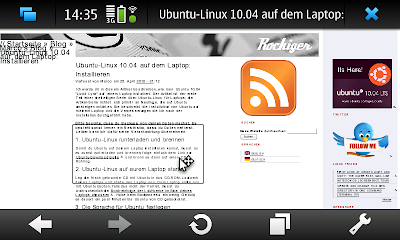 Opera Mobile n900