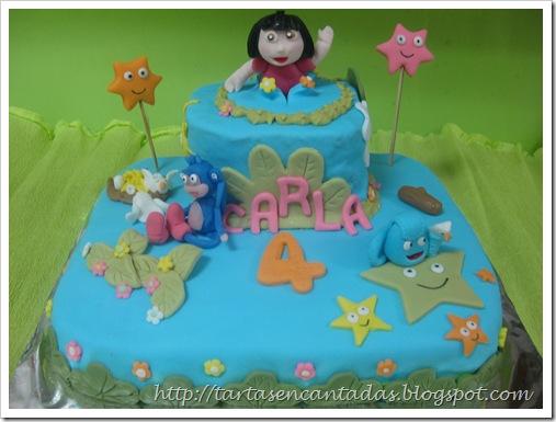 Tarta Dora Exploradora (7)