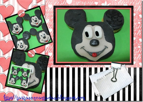 Collage de mickey