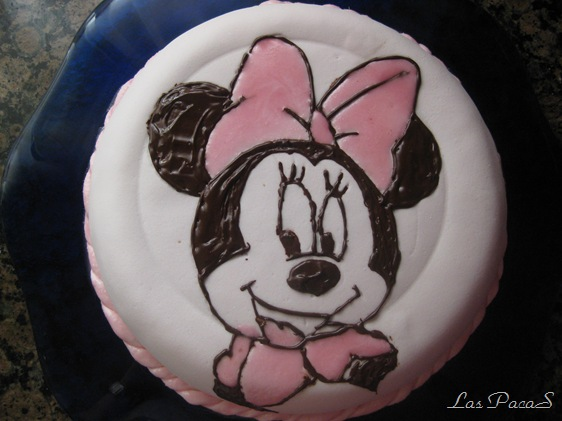 Tarta Minnie (7)