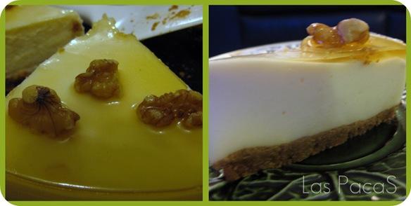 Collage de Tarta cuajada