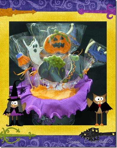 Picnik collage halloween