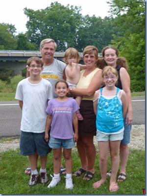 Terri's Family